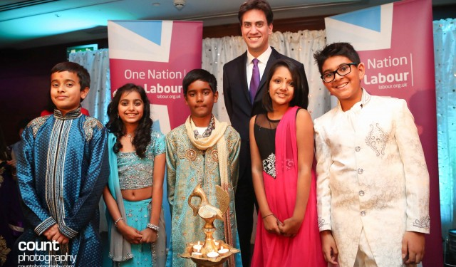 Labour Party Diwali celebrations – London 2014