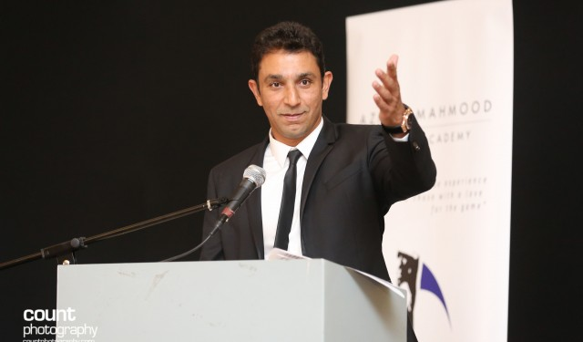 Fantastic event – Azhar Mahmood's Benefit Dinner for The British Asian Trust