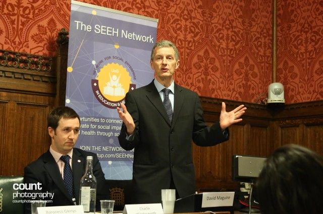 Launch of the SEEH Network