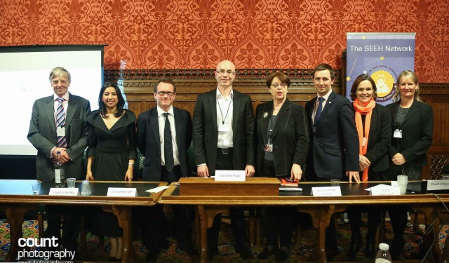 Launch of SEEH Network at the House of Commons